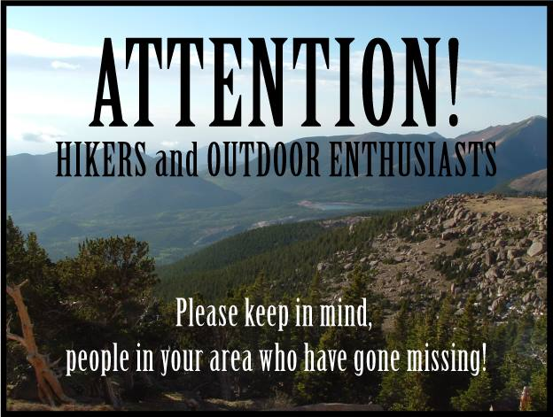 Attention Hikers and Outdoor Enthusiasts